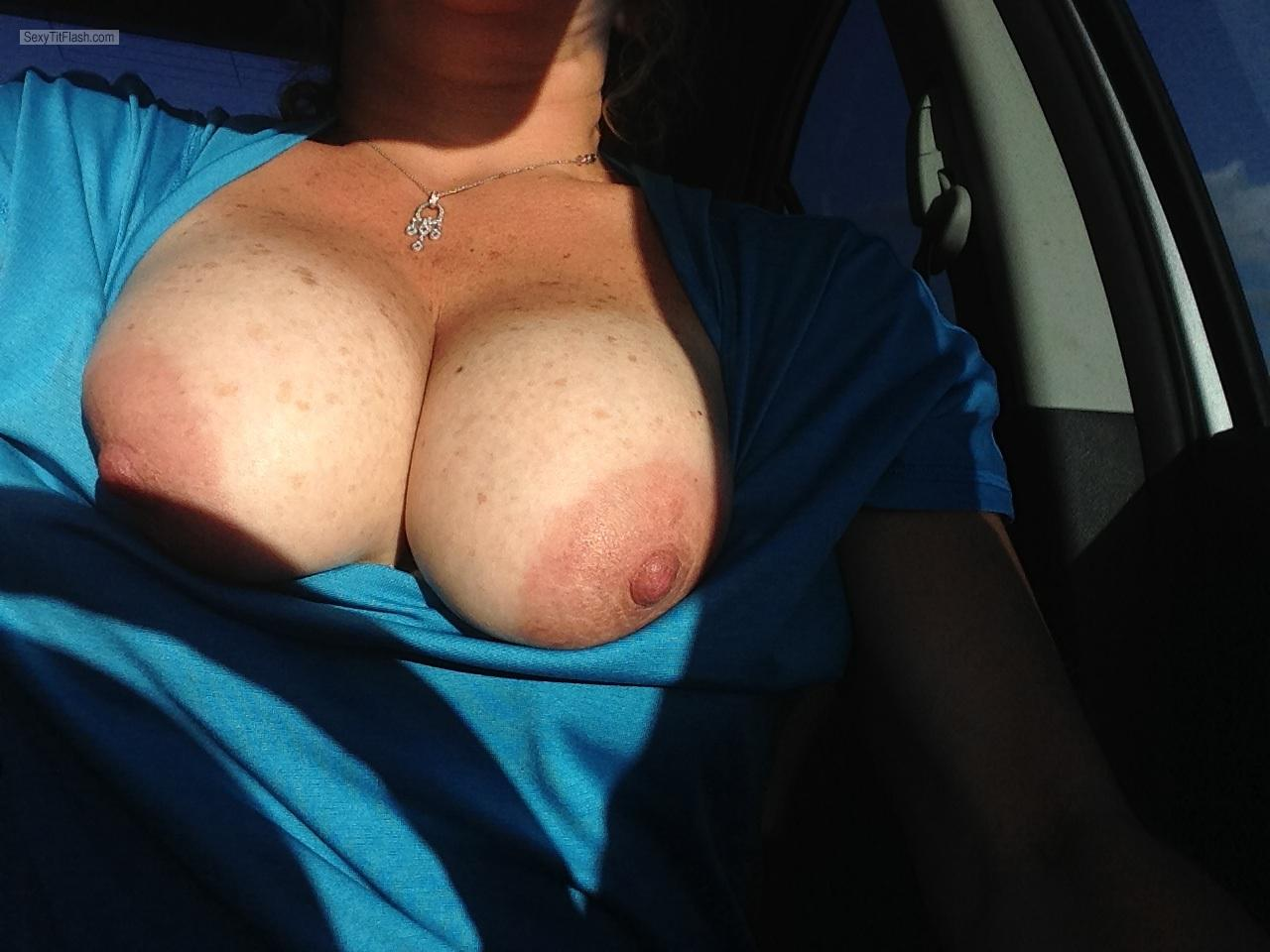 My Big Tits Selfie by Pjs