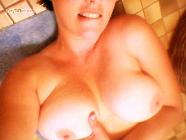 Big Tits Of My Ex-Girlfriend Selfie by Kel