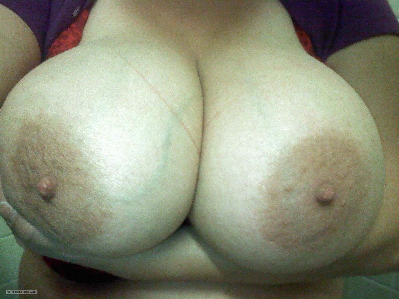 My Big Tits Selfie by Cindy