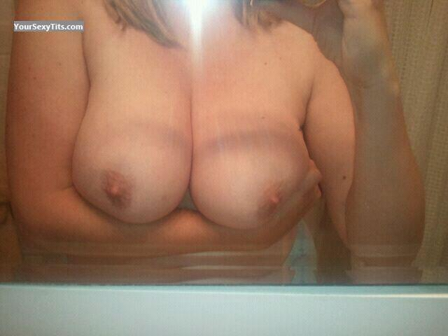 My Big Tits Selfie by Nikki