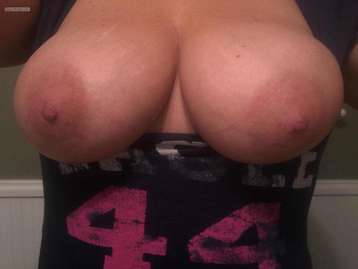 My Big Tits Selfie by Go Pats!!