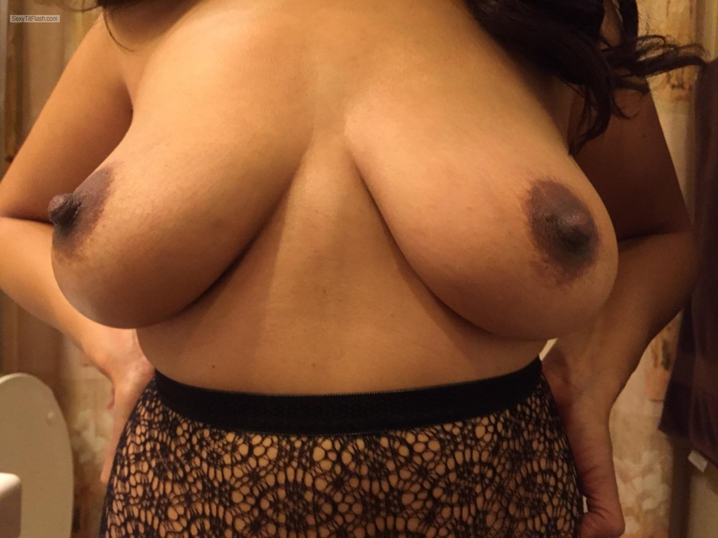 Big Tits Of My Girlfriend Sexy