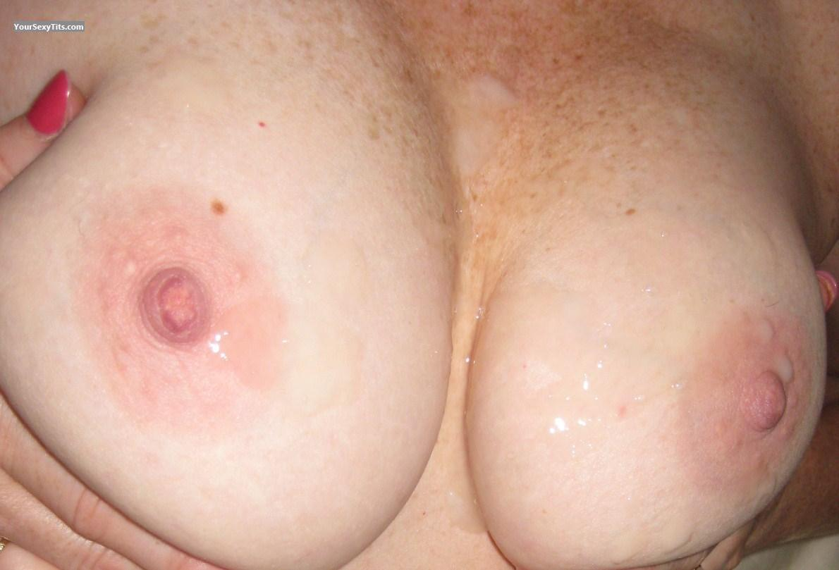 Tit Flash: Big Tits - Pepper from United States