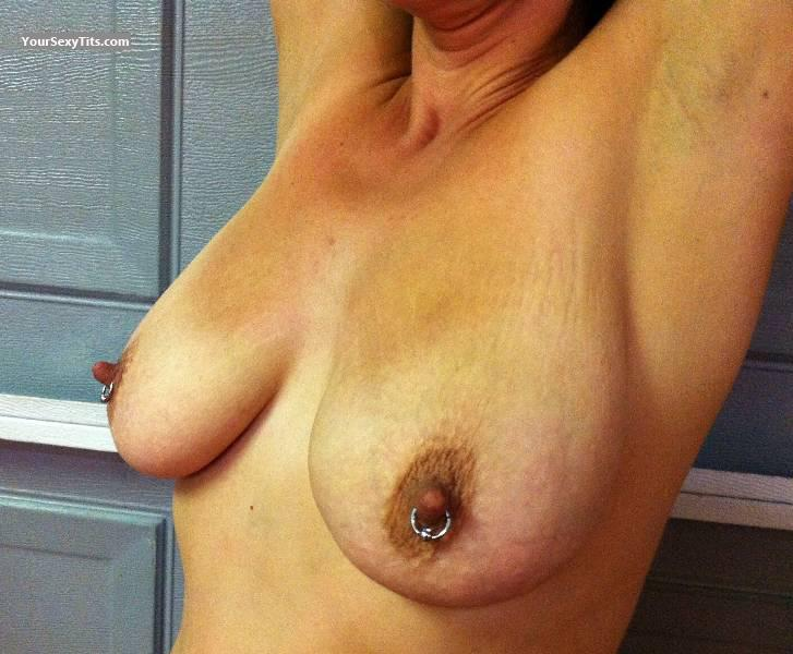Big Tits Of My Wife Helen