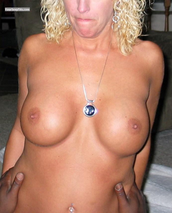 Tit Flash: My Big Tits - WI Girl from United States