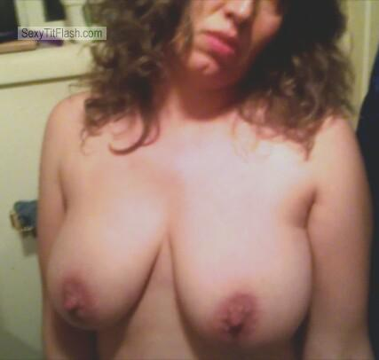 Tit Flash: My Big Tits - Janaboobs from United Kingdom