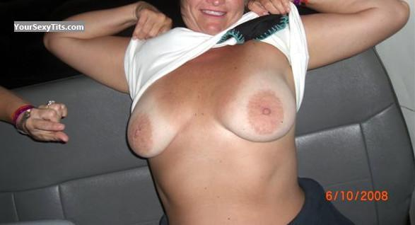 Tit Flash: Big Tits - Whitnar from United States
