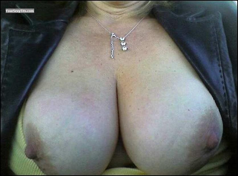 My Big Tits Selfie by CP