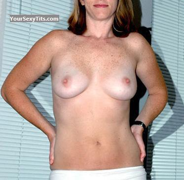 Tit Flash: Big Tits - Texmichelle from United States