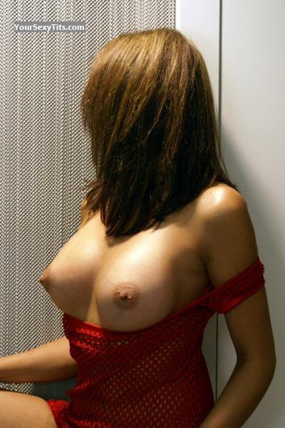 Tit Flash: Big Tits - Amazing41 from United States