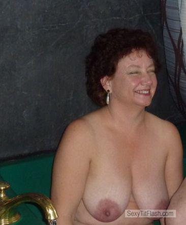 Tit Flash: My Friend's Big Tits - Topless Julie LaPierre - St Louis US from United States