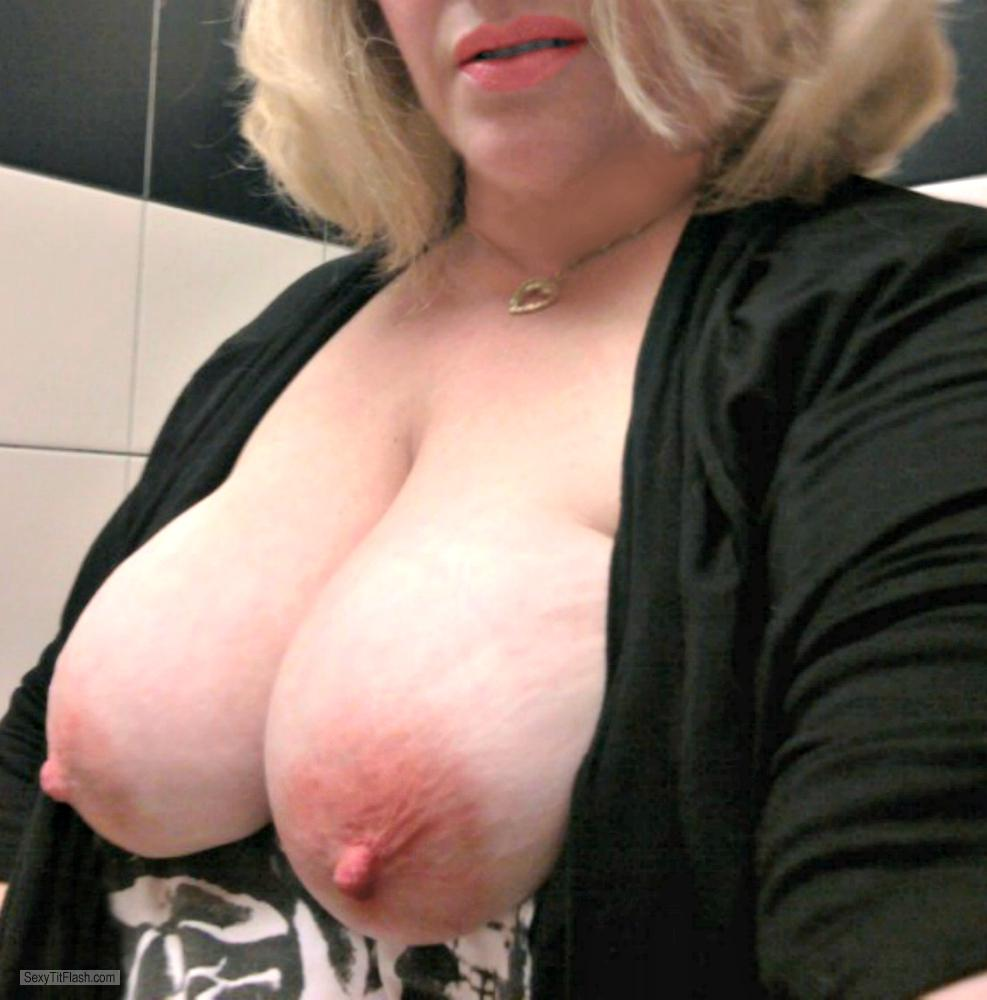 My Big Tits Selfie by DDs4u2c