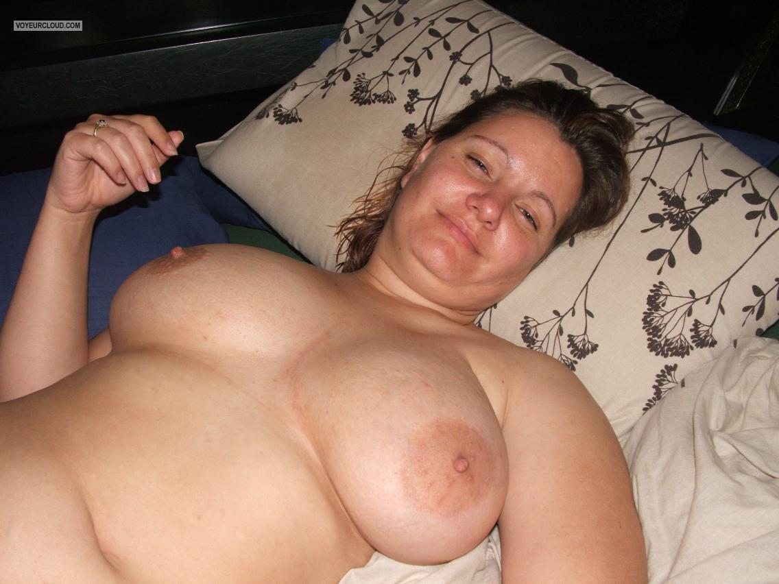 My wife s big boobs