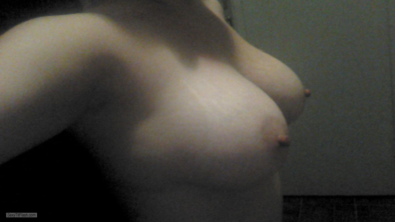 My Big Tits Selfie by Cc