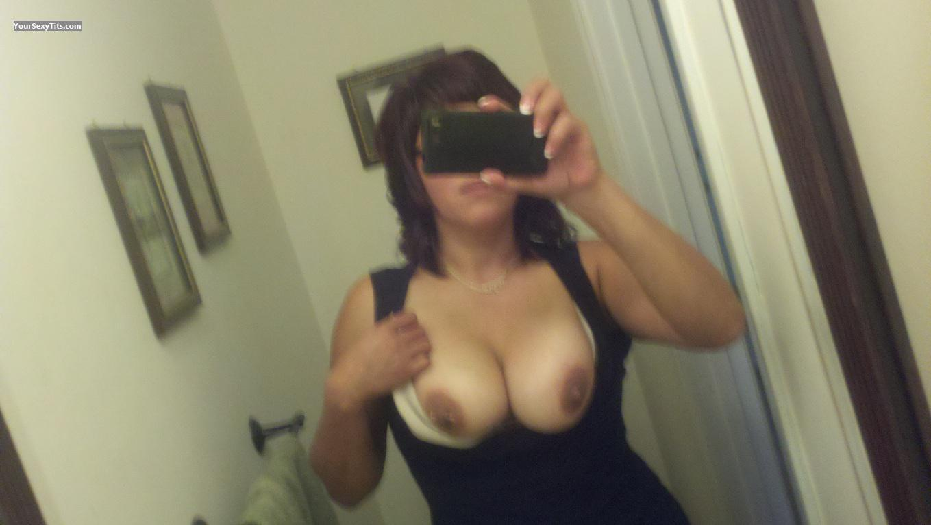 My Big Tits Selfie by Lynn (I Love To Hear Comment