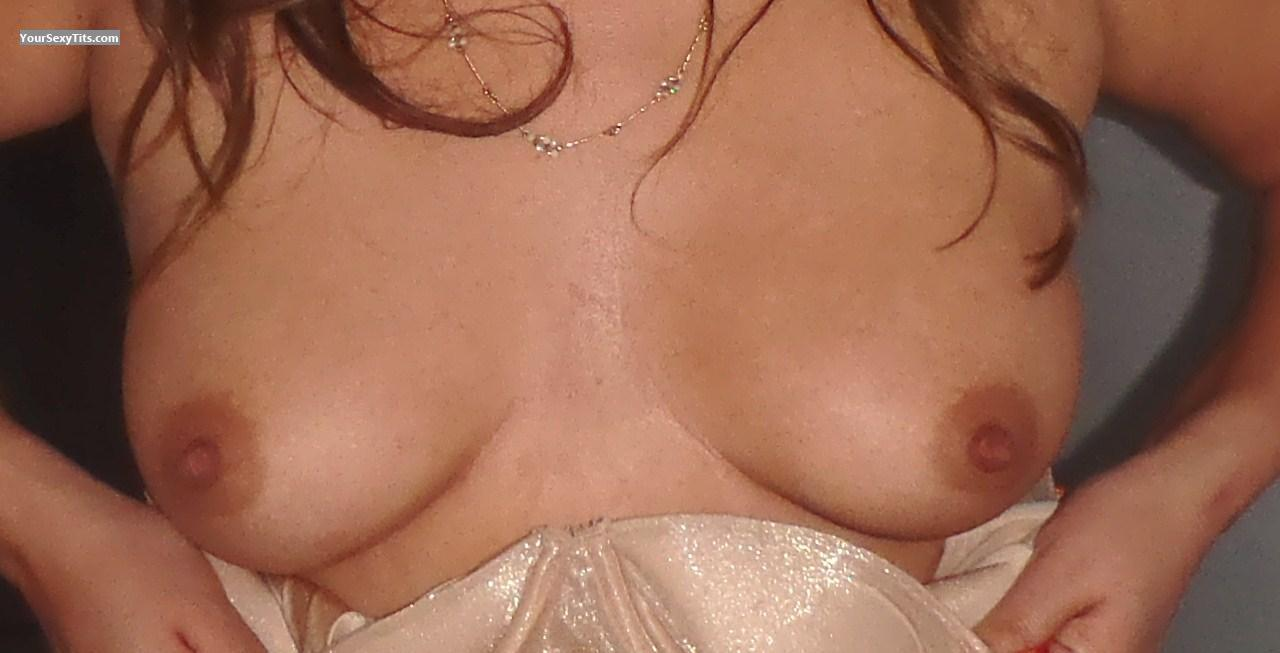 Tit Flash: Big Tits - Jen from Venezuela