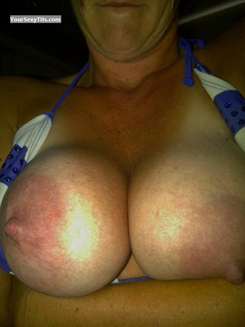 Tit Flash: Big Tits - Jess from United States