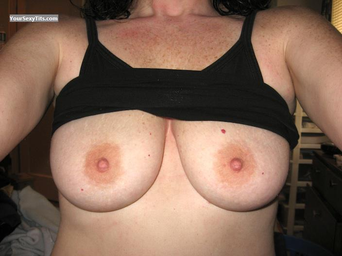 My Big Tits Selfie by WCB