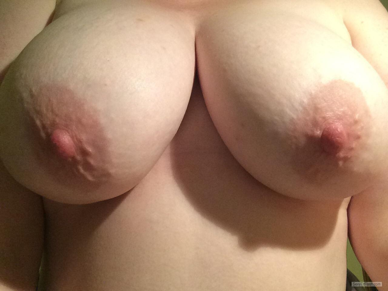 My Big Tits Selfie by Horny_kitty