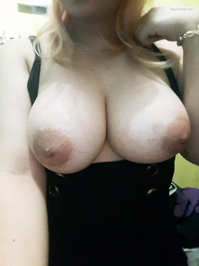 Tit Flash: My Big Tits - Rei from Singapore