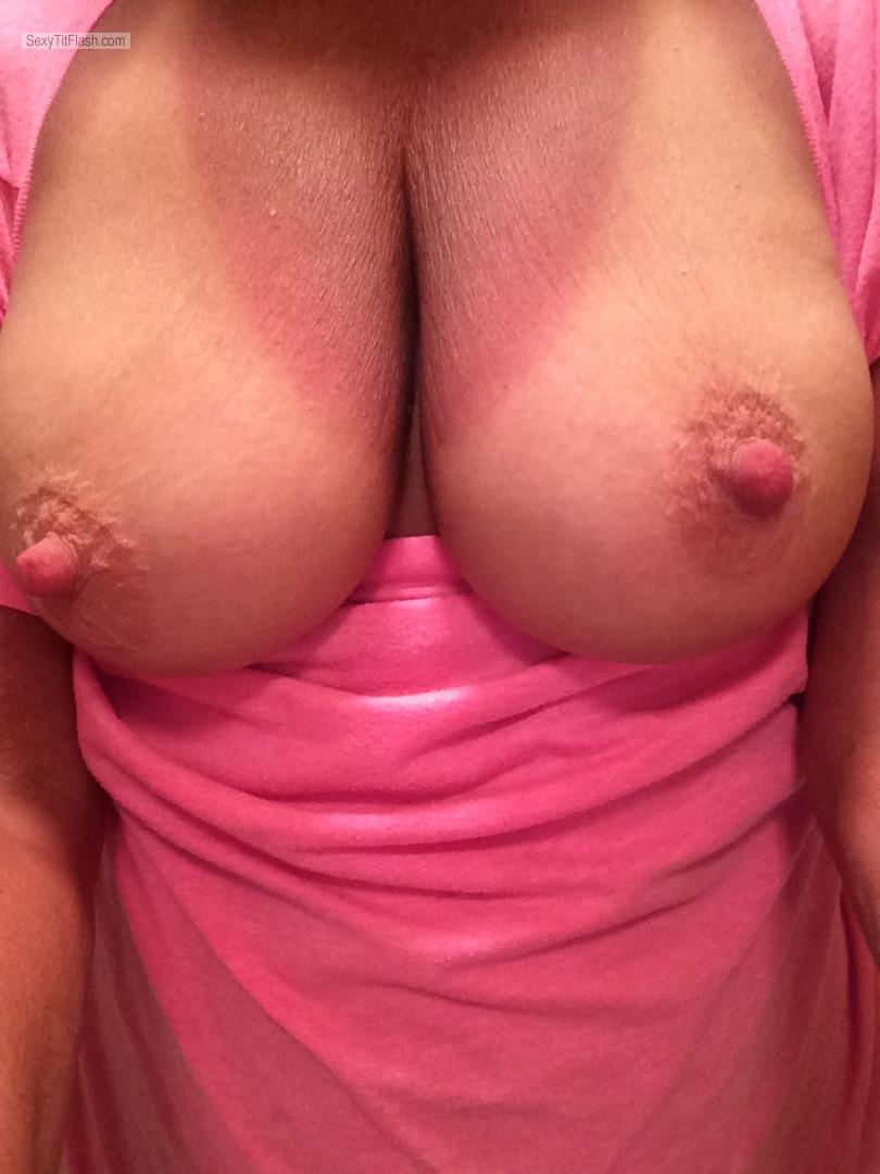 My Big Tits Selfie by Tracker