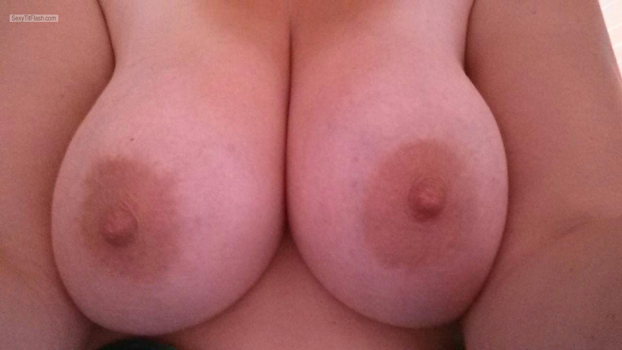 My Big Tits Selfie by YVONNE