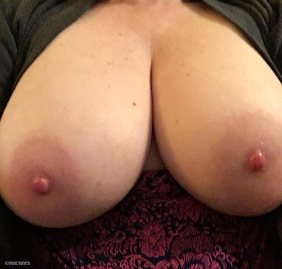 My Big Tits Selfie by I ❤️ Shelf Bras