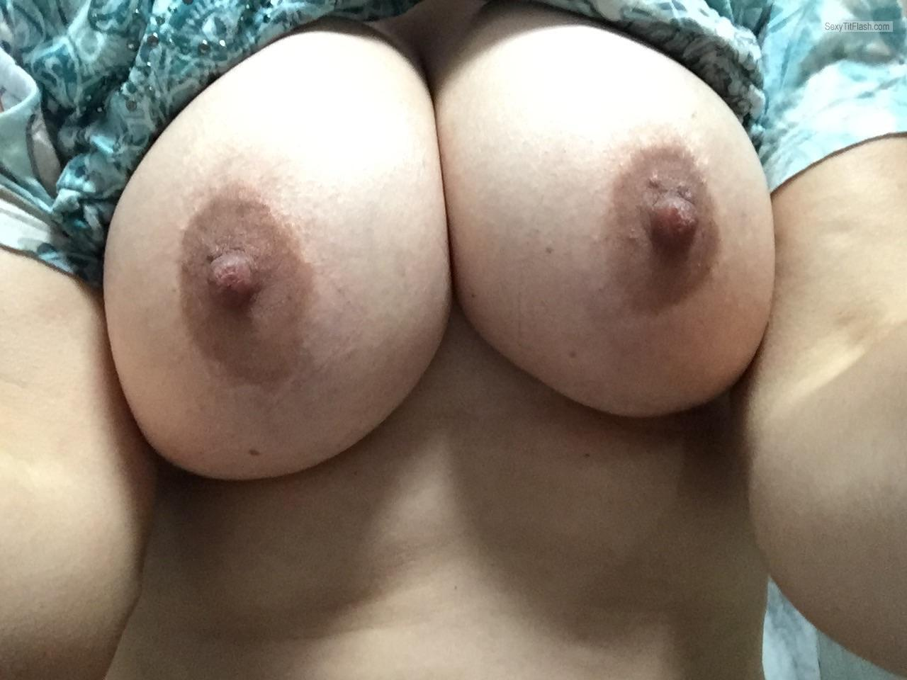 My Big Tits Selfie by Wife Tits 2