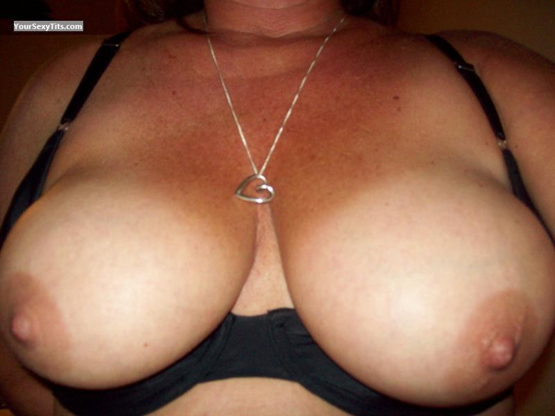 My Big Tits Selfie by Sue