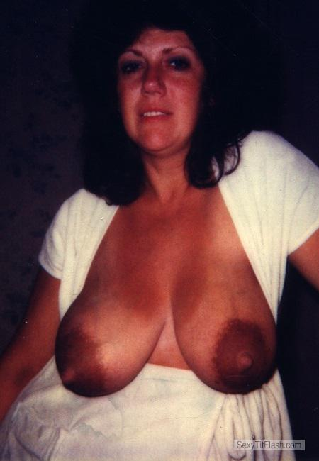 My Big Tits Topless Kathleen