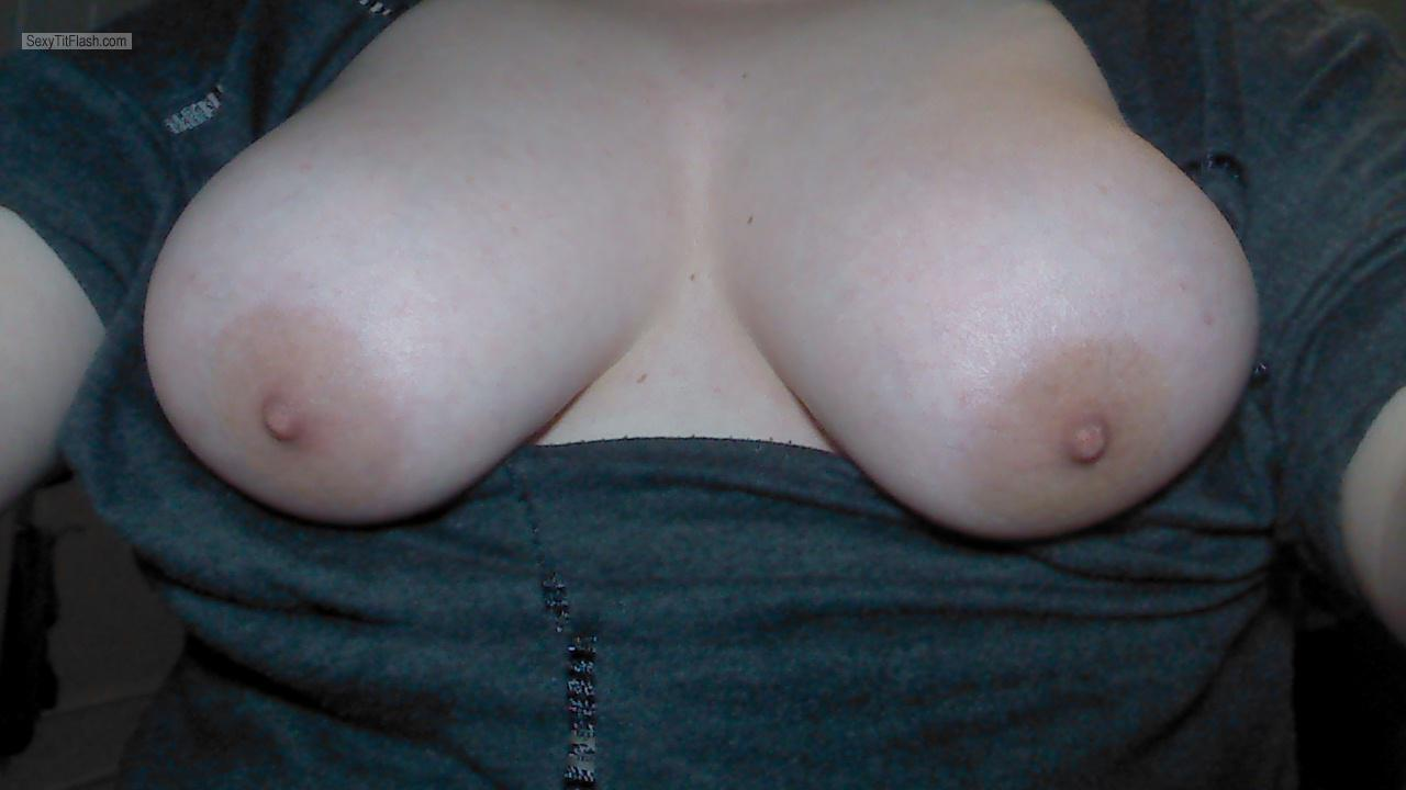My Big Tits Selfie by Jj