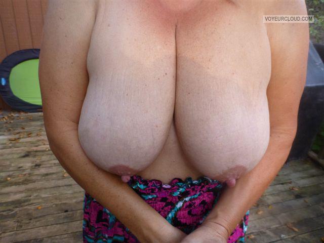 wifes big nipples