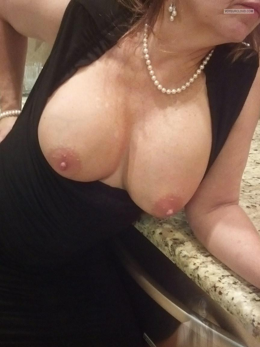 My Medium Tits Wild Out Of Town