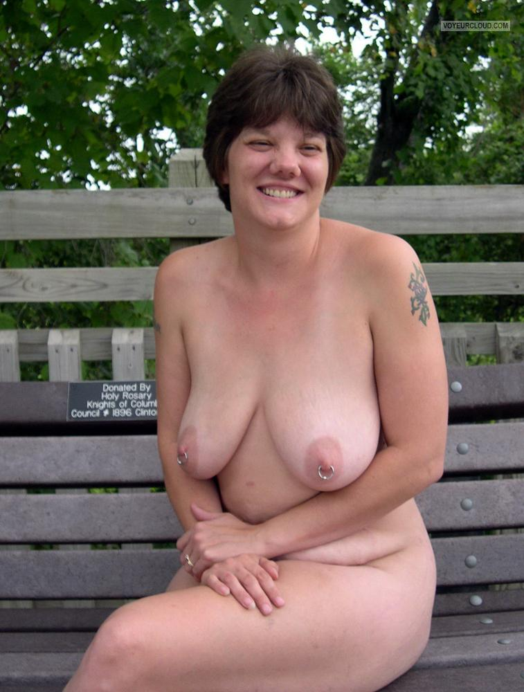 My Big Tits Topless Tricity