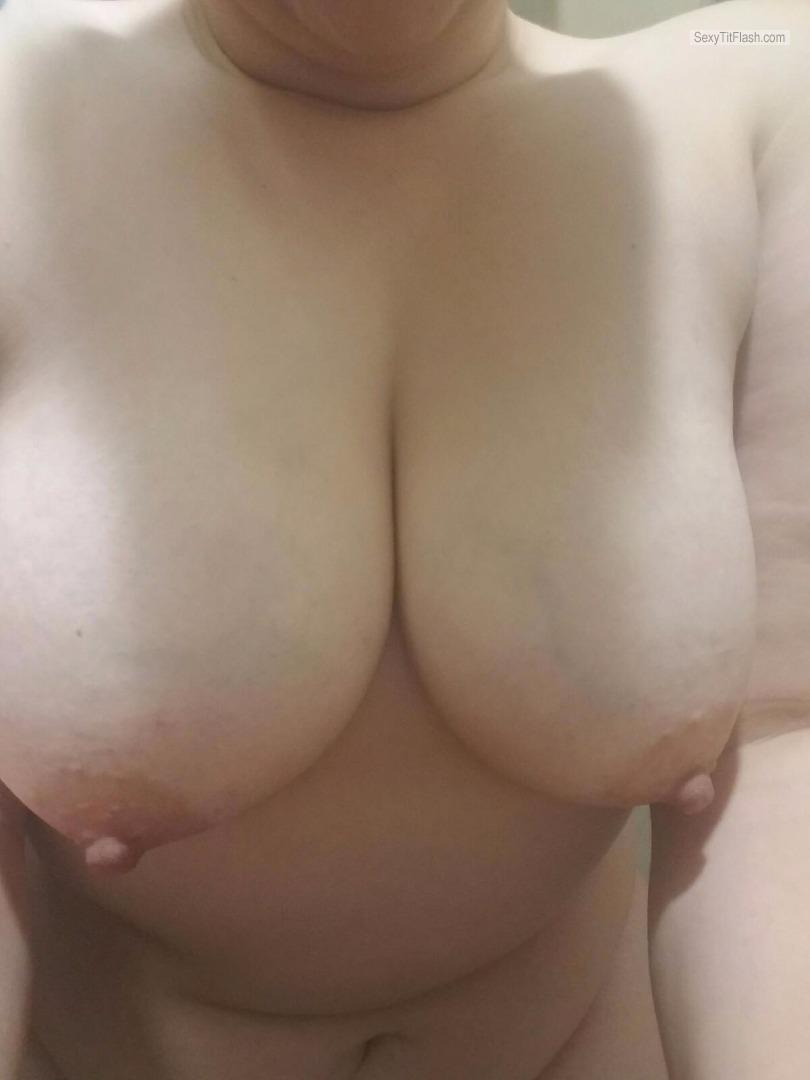 Big Tits Of My Wife Selfie by BigTitsWife