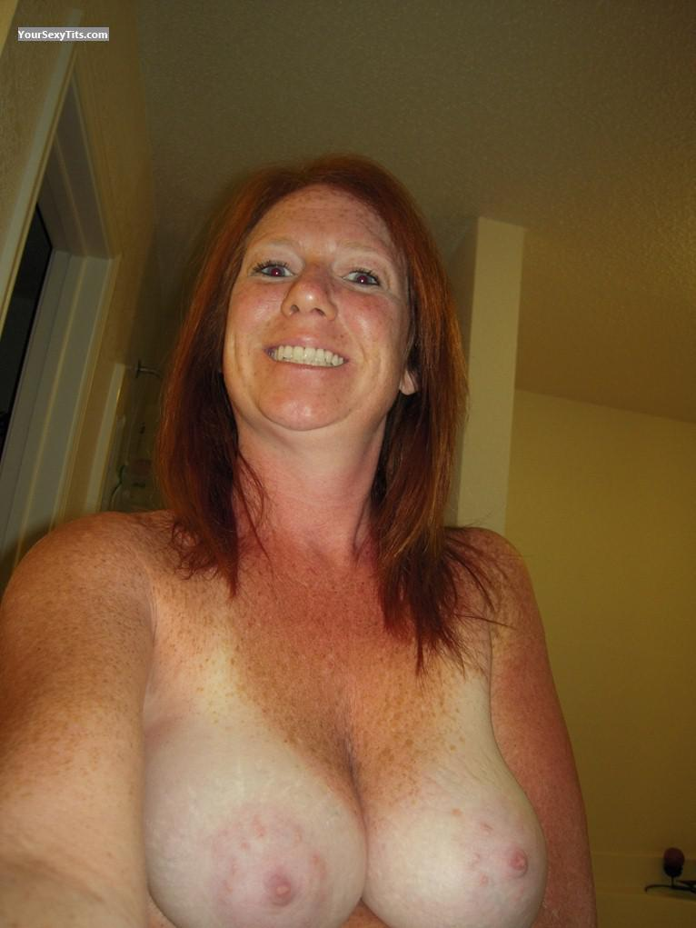 My Big Tits Topless Selfie by Cherri