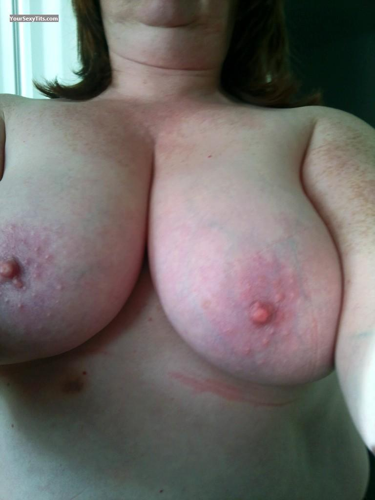 My Big Tits Selfie by Julia