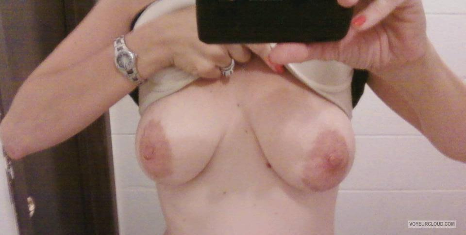 My Medium Tits Selfie by TP