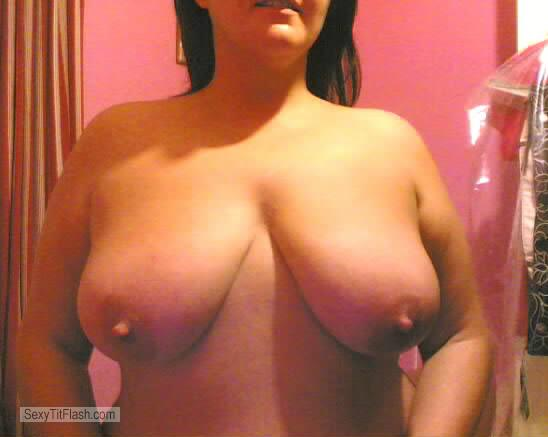 My Big Tits Topless Louise