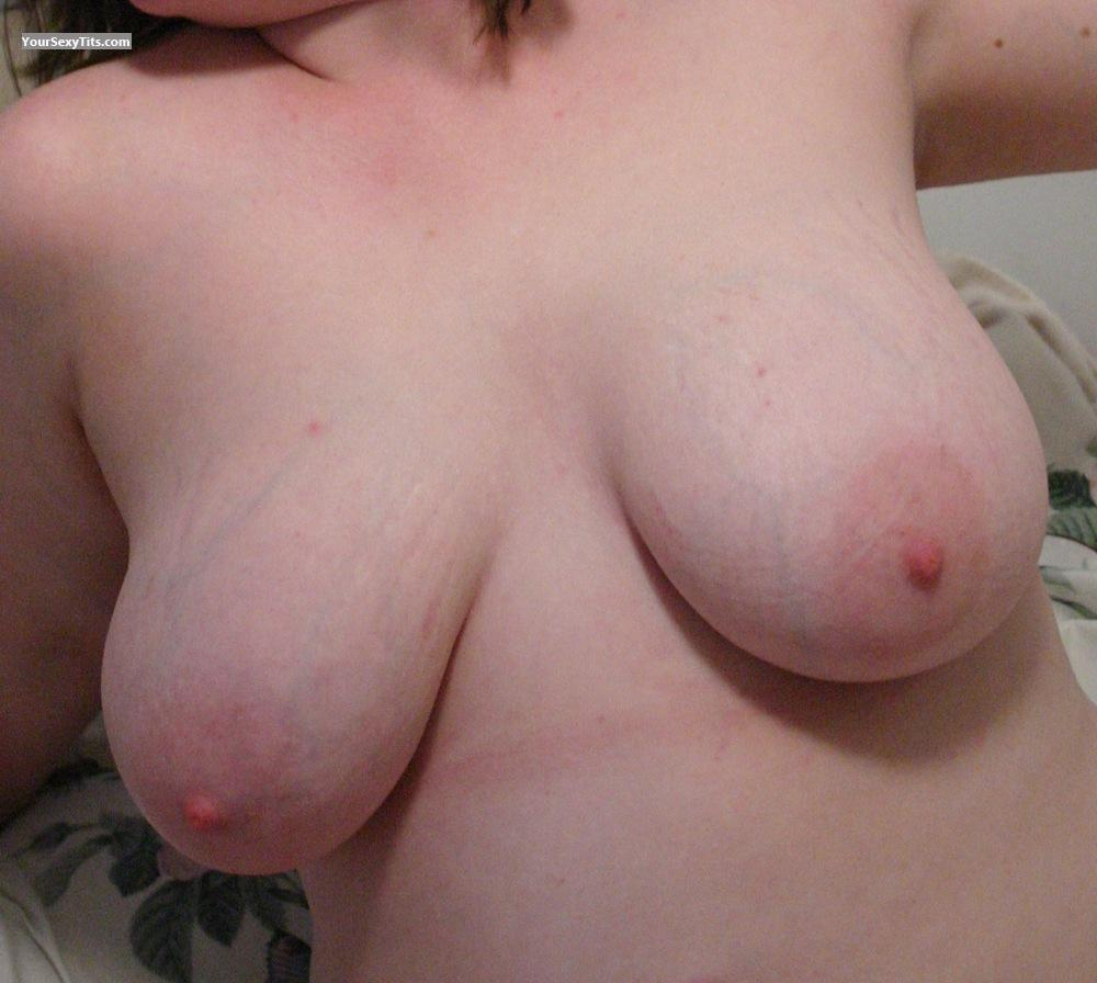 Tit Flash: Big Tits - Mook from United States