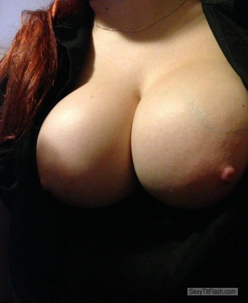 Tit Flash: My Big Tits - Sparkles from United States