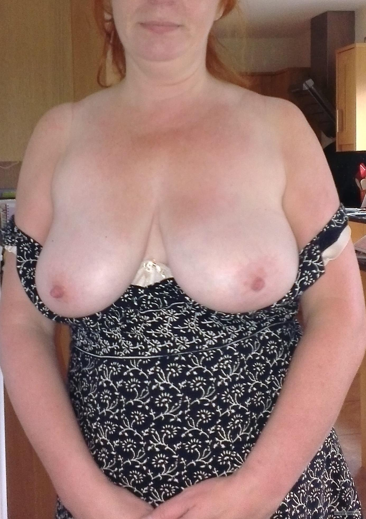 Big Tits Of My Wife Laura