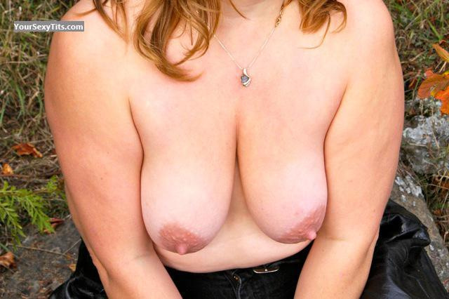 Tit Flash: Big Tits - Molly from United States