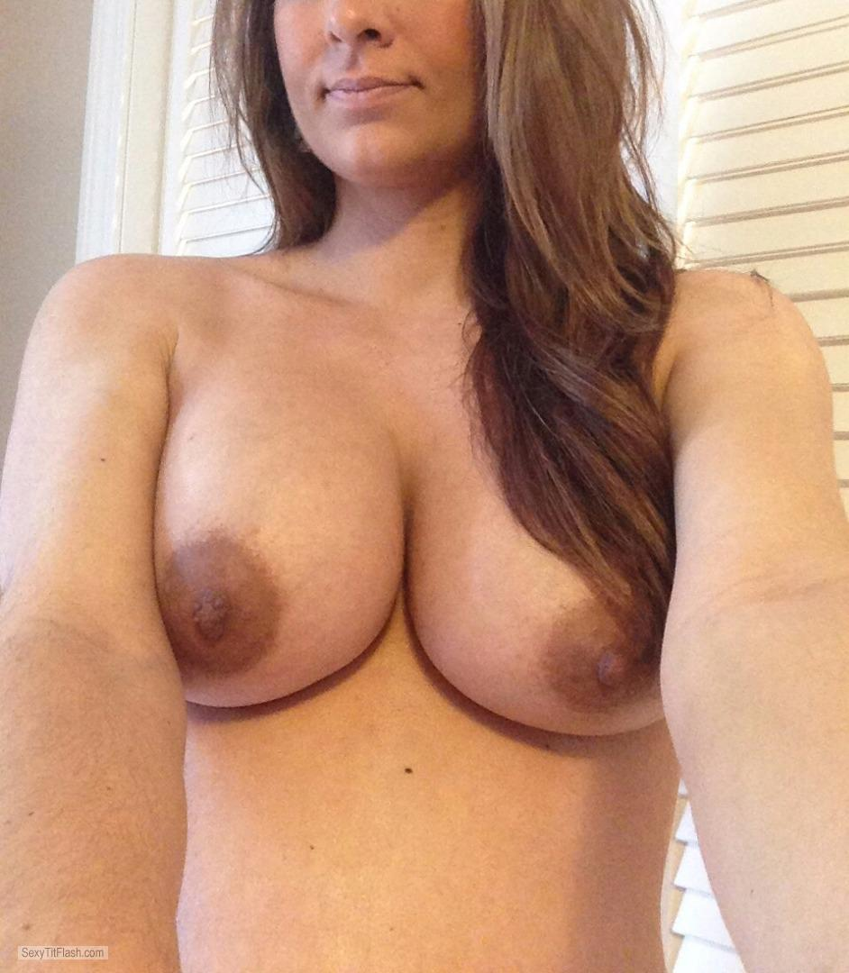 My Big Tits Selfie by Katie K