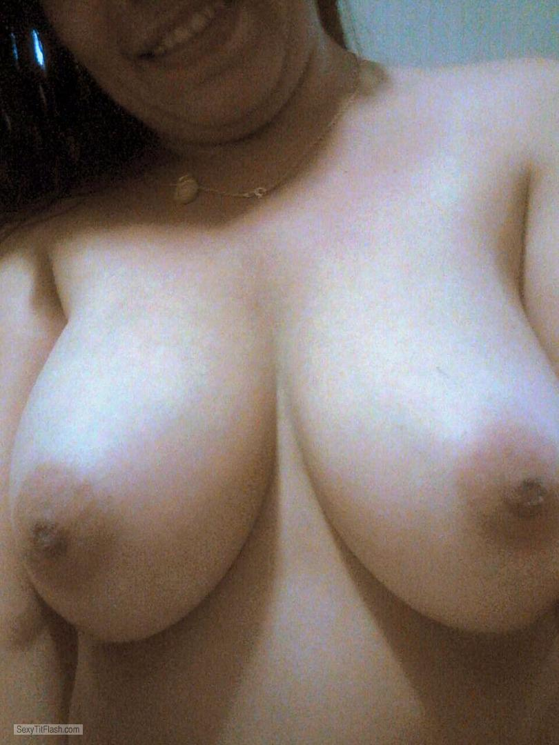 Big Tits Of A Friend Selfie by Morena Jambo