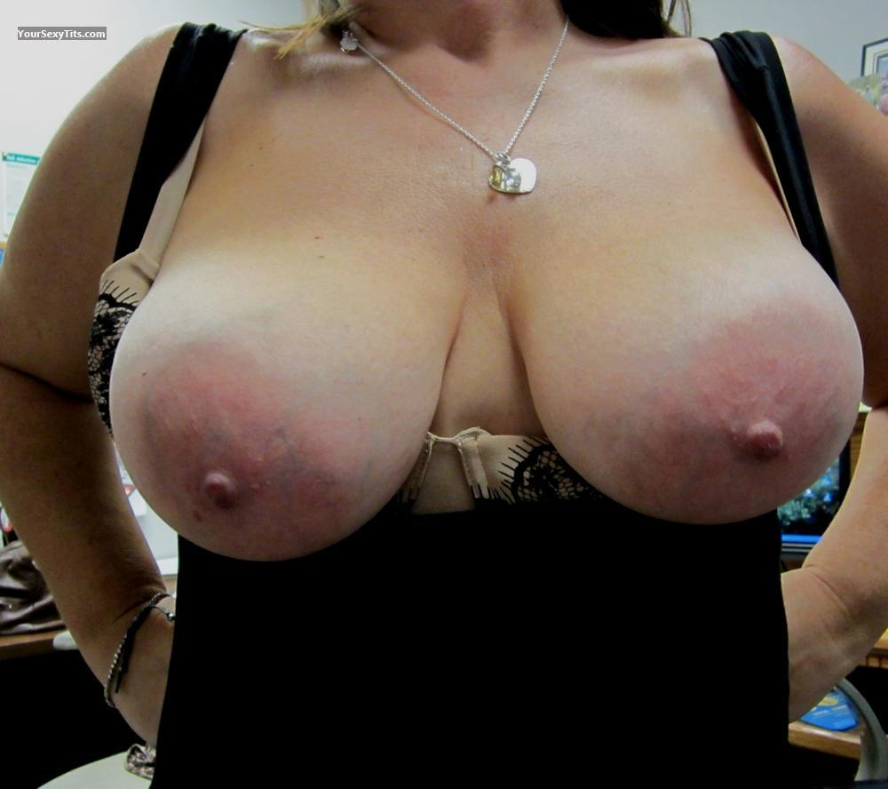 Happens. My wife s huge tits