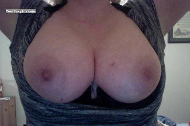 Tit Flash: My Big Tits (Selfie) - Sweet-tits69 from United States