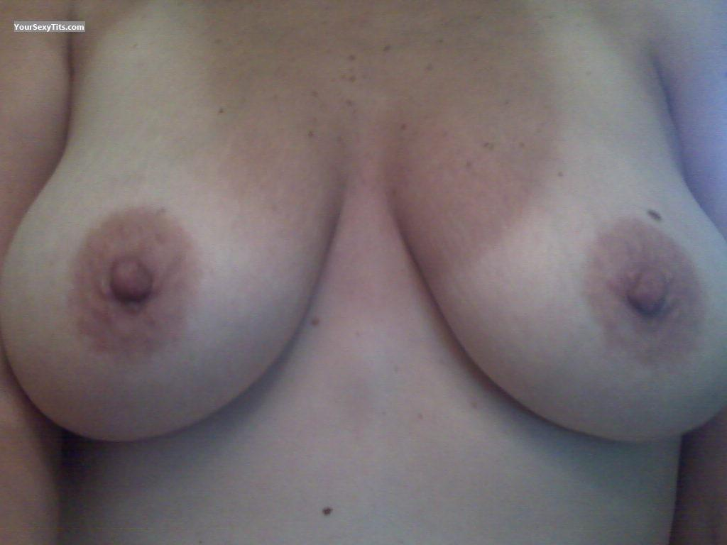 Tit Flash: Big Tits - NC Young Wife from United States