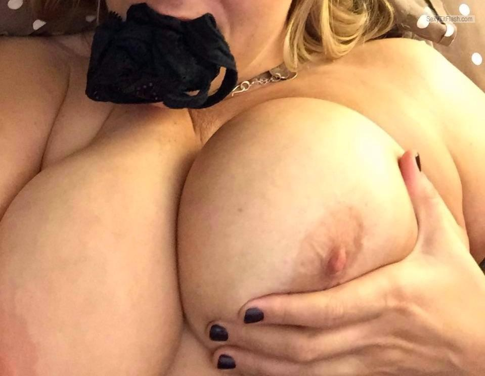 Big Tits Of A Friend Selfie by Fun MIlf