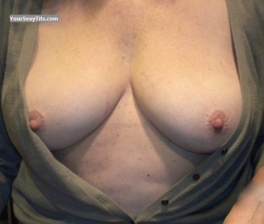 Tit Flash: Big Tits - Mrjersey1 from United States